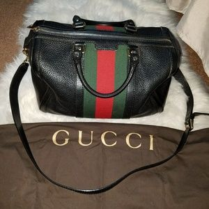 ❤Pre-Loved❤ Gucci Boston Bag